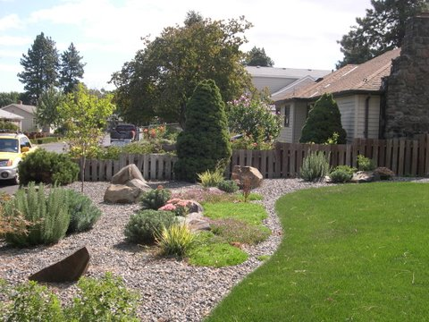Expert landscape contractor and designer serving hood river and columbia gorge