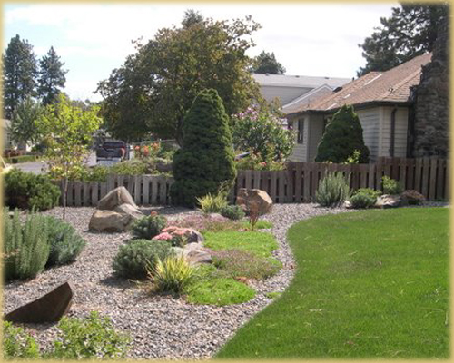 Welcome To Garden Gates Landscaping   Your Landscape Designers In Hood  River And Columbia Gorge